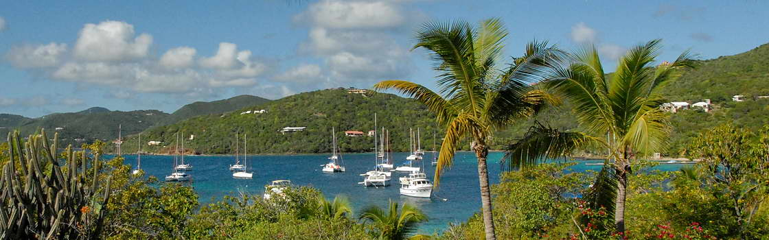 US Virgin Islands phone cards from